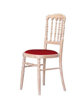 S10 STK, Chaire en bois de hêtre, pour les salles assis dans un style classique