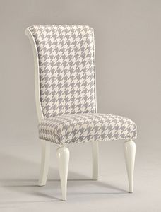 ZARA chaise 8360S, Chaise classique en hêtre, disponible en différentes couleurs