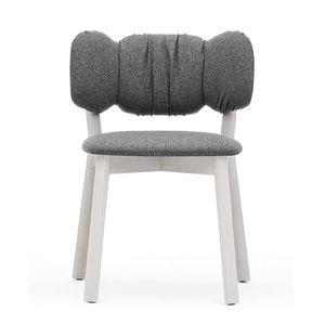Mafleur 04213, Chaise rembourrée en bois