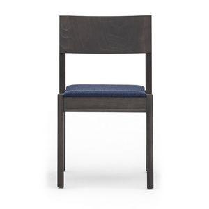 Maki 03712, Chaise en bois sans accoudoirs, empilable