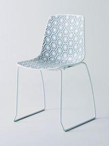 Alhambra S, Chaise avec luge, pour les bars et restaurants