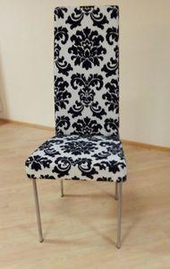 Chaise 01, Chaise avec dossier haut