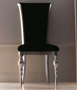 Zoe  Art. 284, Chaise de salle à manger de bon goût