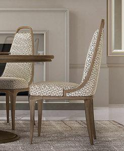 Alexander Art. A10, Chaise de salle � manger en bois de fr�ne massif