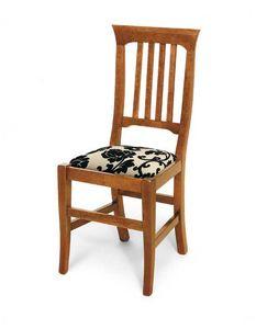 Art. 134, Chaise de salle à manger avec assise rembourrée