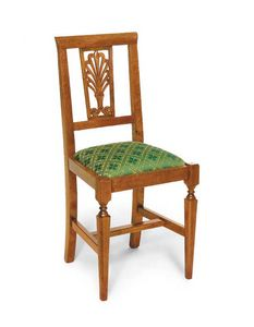 Art. 137, Chaise classique avec assise rembourrée