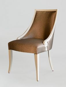 BS421A - Chair, Chaise rembourrée