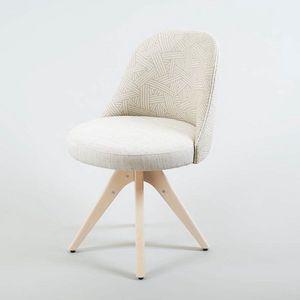 BS560S - Chaise, Chaise rembourr�e avec base � chevalet