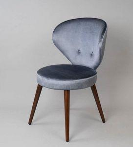 C47, Chaise avec siège rond
