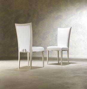 Dahlia 361S, Chaise de salle à manger rembourrée