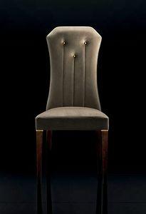 DIAMANTE chaise, Chaise élégante pour salle à manger