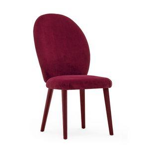 Diva 04611, Chaise au design épuré et élégant