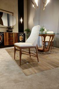 ELARA Chaise, Chaise au design �pur�