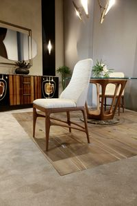 ELARA Chaise, Chaise au design épuré