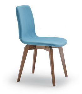 Frida, Chaise rembourrée de cuisine