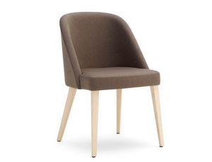 Ginger-S, Chaise avec un mélange parfait d'élégance, de design et de qualité