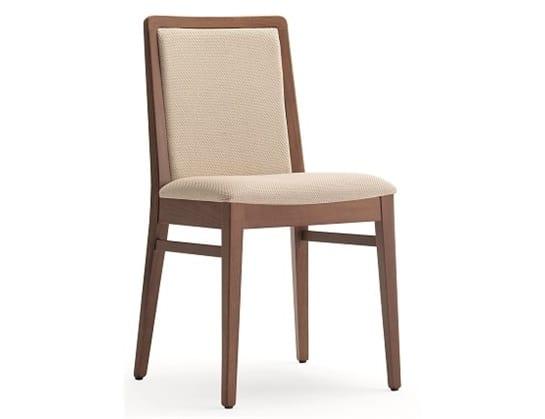 Godiva-S1, Chaise de salle à manger, peut être tapissé avec le tissu de client