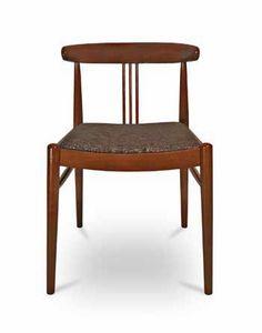 MANCHESTER, Chaise en bois pour restaurant