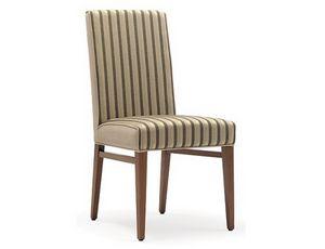 Milena-S, Chaise rembourrée confortable pour le restaurant