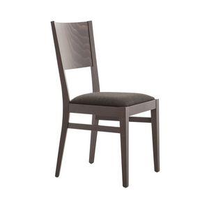 MP472D, Chaise en bois pour bars et restaurants
