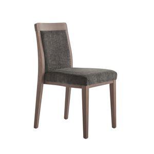 MP49EF, Chaise empilable pour restaurant