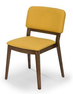 Tosca, Chaise rembourrée à usage contractuel