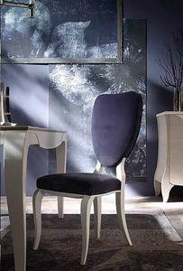 Trésor, Chaise de salle à manger matelassée