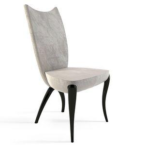 Vanity, Chaise avec dossier en forme