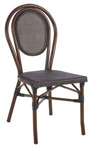 SE 412, Chaise d'extérieur empilable