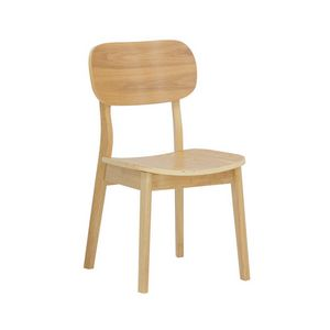 0561, Chaise contemporaine en bois