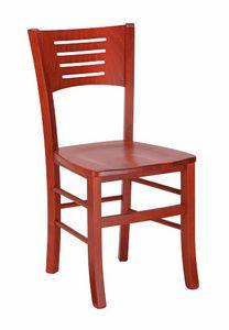 103, Chaise en bois de hêtre