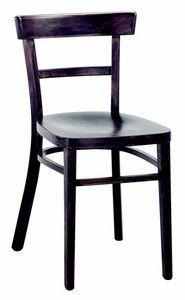 3042 A4, Chaise de restaurant en bois