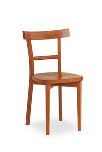 A23, Chaise en hêtre, pour le contrat et résidentiel