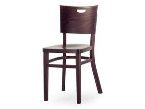 A3, Chaise entièrement en bois
