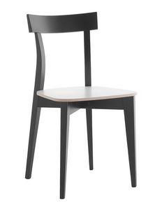 Sami, Chaise en bois pour la cuisine