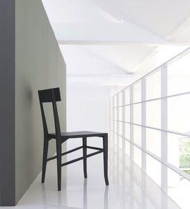 Santorini, Salle à manger chaise en bois, pour les restaurants