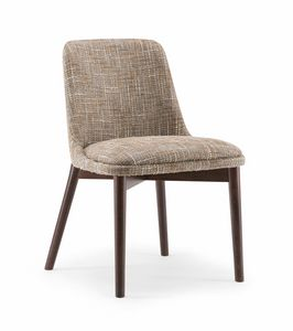CELINE SIDE CHAIR 077 S, Chaise design élégante