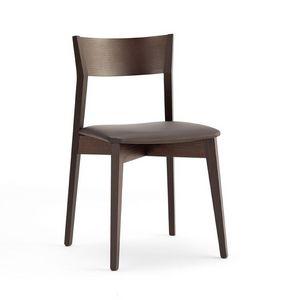 Miss, Chaise en bois pour les bars et restaurants