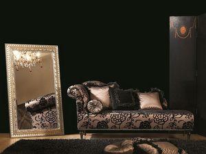DAISY chaise longue 8545L, Chaise longue, touffue, pour le luxe bureau classique