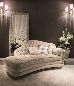 Etoile dormeuse, Boutonné lit de repos idéal pour les hôtels de luxe