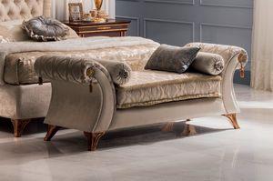 Modigliani chaise longue Vittoria, Chaise longue pour chambre