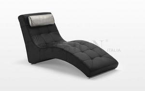 Ego, Chaise longue recouverte de tissu