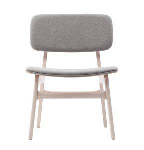 ART. 310-IM-BK ROSE, Chaise longue rembourrée