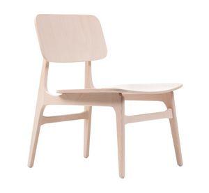 ART. 310-LE ROSE, Chaise longue en bois
