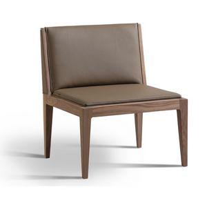 Malibù 3802/F, Chaise longue en bois