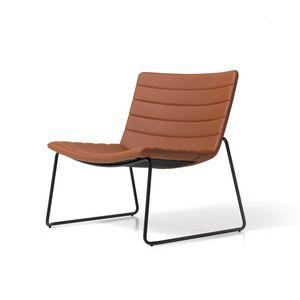 Miss lounge, Chaises avec assise large, pour la zone Lounge