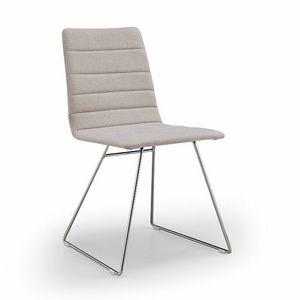 Firenze-M, Chaise avec piètement luge
