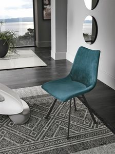 MAIORCA SE190, Chaise avec rembourrage confortable