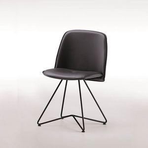 Molly-X, Chaise avec pieds en métal