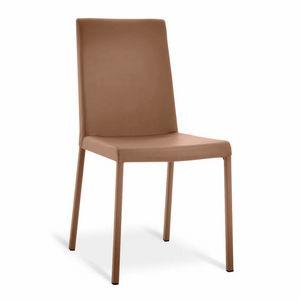 Novis, Chaise entièrement rembourrée